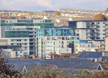 Thumbnail 1 bed flat for sale in Sutton View, Moon Street, Sutton Harbour, Plymouth