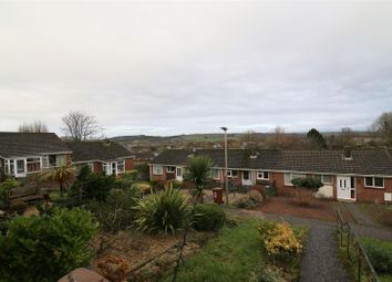 Thumbnail 2 bed bungalow for sale in Bampfylde Close, Tiverton