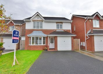 Thumbnail 4 bed detached house for sale in Virginia Gardens, Great Sankey