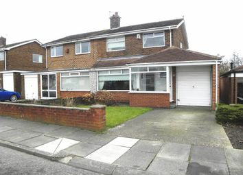 Thumbnail Semi-detached house for sale in Swinburn Road, Seaton Delaval, Whitley Bay