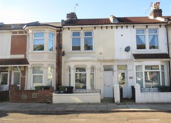 Thumbnail 3 bedroom terraced house for sale in Monmouth Road, Portsmouth
