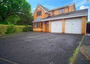 Thumbnail 4 bed detached house for sale in Cottam Green, Cottam, Preston