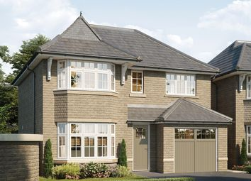 """Thumbnail 3 bed detached house for sale in """"Oxford Lifestyle"""" at Stoney Bank Road, Holmfirth"""
