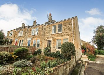 Thumbnail 3 bed end terrace house for sale in Ivy Place, Bath