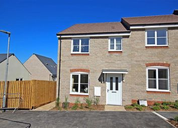 Thumbnail 3 bed terraced house for sale in Cowleaze, Ridgeway Farm, Swindon