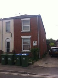 Thumbnail 4 bed terraced house to rent in Cambridge Road, Southampton