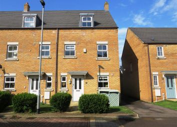 Thumbnail 3 bed end terrace house for sale in Lester Way, Littleport, Ely