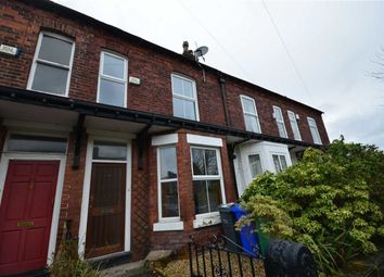 Thumbnail 2 bed terraced house to rent in Whalley Avenue, Chorlton, Manchester, Greater Manchester