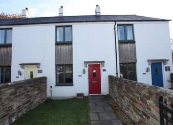 Thumbnail 2 bed terraced house to rent in Foundry Drive, Charlestown, St Austell, Cornwall
