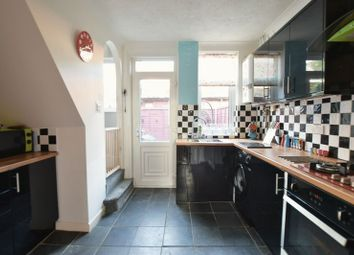 Thumbnail 2 bed terraced house for sale in Robey Street, Lincoln