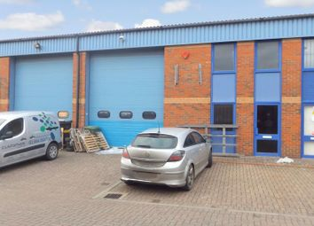 Thumbnail Industrial for sale in Unit 17 Jarman Way, Royston, Hertfordshire