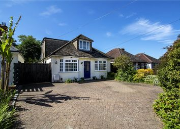 Thumbnail 4 bedroom bungalow for sale in Woodwaye, Woodley, Reading