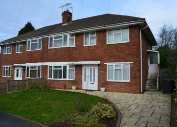 Thumbnail 2 bed maisonette for sale in Butler Crescent, Exhall, Coventry