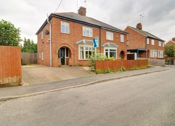 Thumbnail 3 bed semi-detached house for sale in Birthorpe Road, Billingborough, Sleaford