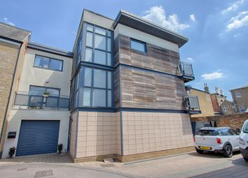 Thumbnail 4 bedroom town house for sale in Railway Street, Hertford