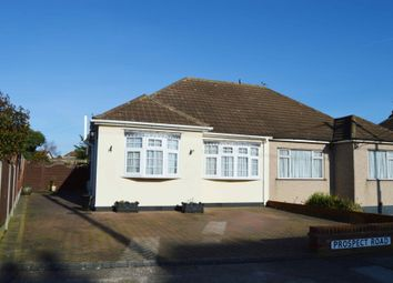 Thumbnail 2 bed bungalow for sale in Prospect Road, Romford