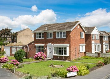 Thumbnail 3 bed detached house for sale in West Nooks, Haxby, York