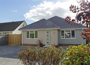 Thumbnail 3 bed bungalow for sale in Hengistbury Road, Barton On Sea, New Milton