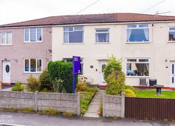 Thumbnail 3 bed terraced house for sale in St Nicholas Road, Lowton, Warrington