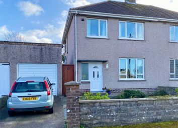 Thumbnail 3 bed semi-detached house for sale in Mount Pleasant Way, Milford Haven, Pembrokeshire