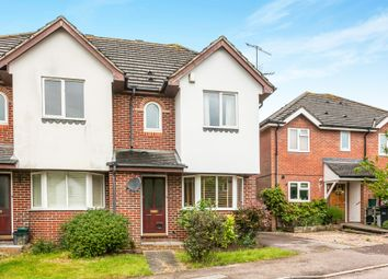 Thumbnail 2 bedroom semi-detached house for sale in Abinger Drive, Redhill