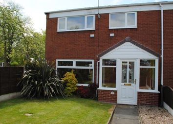Thumbnail 3 bed semi-detached house for sale in Hall Meadow, Cheadle Hulme, Cheadle, Greater Manchester