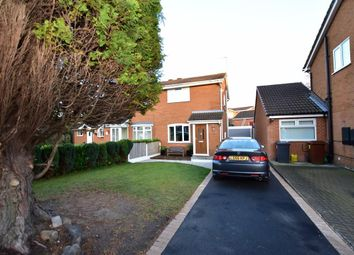 Thumbnail 2 bed semi-detached house for sale in Spencer Close, Alsager, Stoke-On-Trent