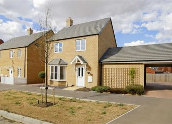 Thumbnail 3 bed detached house for sale in Thillians, Cranfield, Bedford