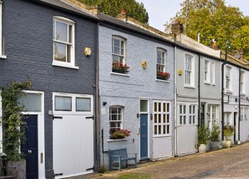 Thumbnail 3 bedroom property to rent in Pembridge Mews, London
