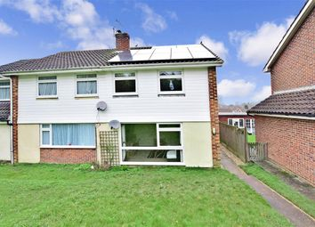 Thumbnail 3 bed semi-detached house for sale in Views Wood Path, Uckfield, East Sussex