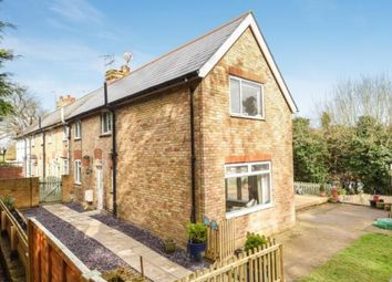 Thumbnail 3 bed end terrace house for sale in Railway Cottages, Cadlocks Hill, Halstead, Sevenoaks