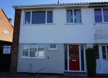 Thumbnail 3 bed terraced house for sale in Barnes Road, Skegness