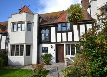 Thumbnail 4 bed terraced house for sale in The Lawn, Budleigh Salterton, Devon