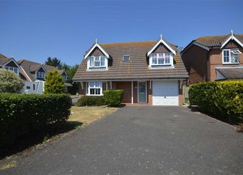 Thumbnail 4 bed detached house to rent in Molloy Road, Ashford, Kent
