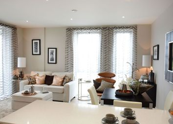 Thumbnail 1 bedroom flat for sale in East India Dock Road, London