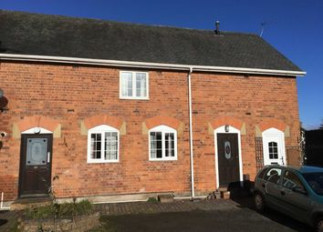 Thumbnail 1 bed flat for sale in High Lea House, Llanforda Rise, Oswestry, Shropshire