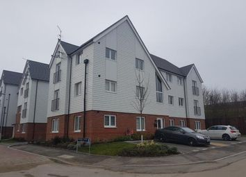 Thumbnail 2 bed flat for sale in Charter Court, Vellum Drive, Sittingbourne, Kent