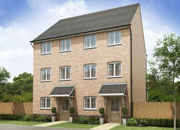 "Thumbnail 3 bed semi-detached house for sale in ""Broughton"" at Hollygate Lane, Cotgrave, Nottingham"
