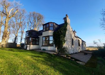 Thumbnail 4 bed detached house for sale in Fordyce, Banff