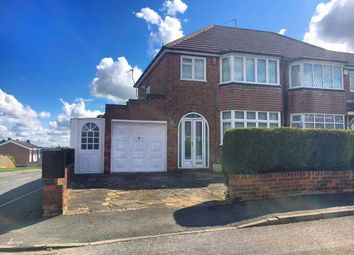 Thumbnail 3 bed semi-detached house to rent in Rydding Square, West Bromwich, West Midlands