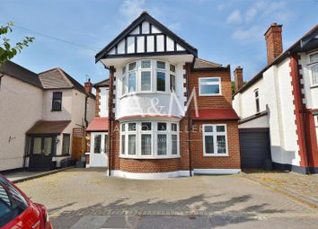Thumbnail 4 bed detached house for sale in Rosedene Gardens, Ilford