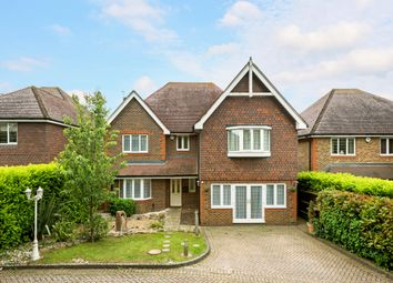 Thumbnail 5 bed detached house to rent in Walnut Grove, Banstead