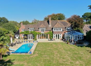 Lymington Road, Milford On Sea, Lymington SO41. 6 bed detached house for sale