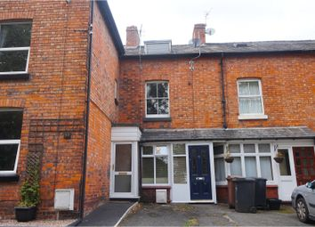 Thumbnail 2 bed terraced house for sale in Welsh Walls, Oswestry