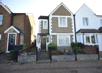 Thumbnail 2 bed semi-detached house for sale in Carters Road, Epsom