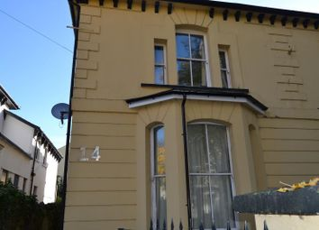 Thumbnail 4 bed flat to rent in The Walk, Roath, Cardiff