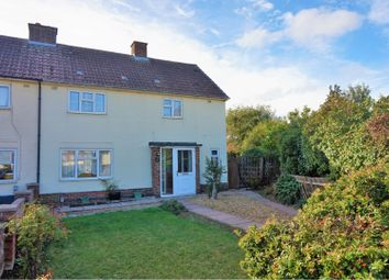 Thumbnail 3 bed semi-detached house for sale in Grange Close, Irchester
