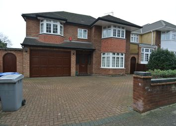 Thumbnail 5 bed detached house to rent in Harrow Road, Wembley