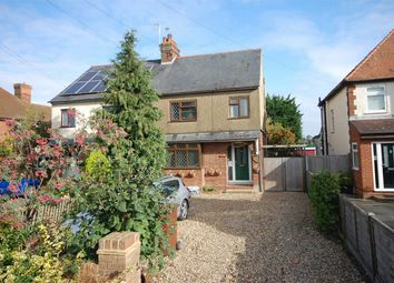 Thumbnail Semi-detached house for sale in Aston Clinton Road, Weston Turville, Buckinghamshire