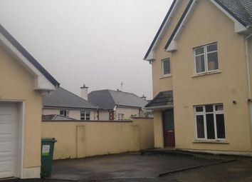 Thumbnail 3 bedroom semi-detached house for sale in 43 Cnoc Ard, Cullenagh, Ballina,